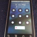 Nouvelles photos du Motorola Tao alias Sholes sous Android?