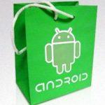 Capture d'écran du prochain Android Market ?
