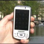 Le Samsung Galaxy i7500 refait une apparition en blanc