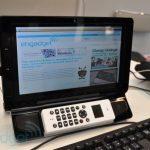 2 prototypes UMEC : Un terminal de vidéo conférence et un MID