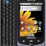 Le Samsung Moment sous Android est officiel