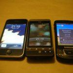 La part de marché des terminaux Android dépassera celle des iPhone en 2012