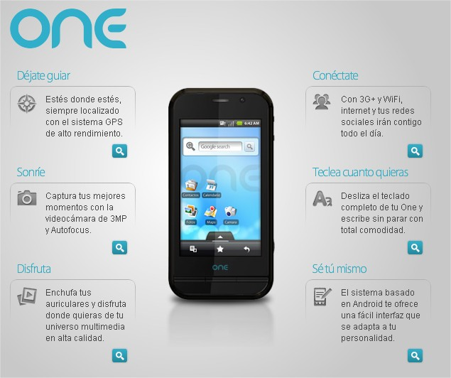 Funciones GeeksPhone One  Join us now leading the mobile revolution - Mozilla Firefox