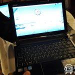 Android en pré-installation sur un le netbook Acer AOD 250