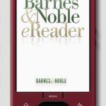 La tablette ereader de Barnes & Noble sous android