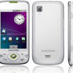 Samsung Spica i5700 la version officielle blanche
