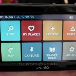 Mio MiBuddy – Personal Navigation Device sous Android