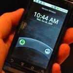 Prise en main en photos et vidéos du Motorola Droid