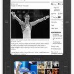 Spring Design annonce Alex, un eReader sous Android