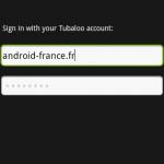 Téléphonez en VOIP sous android avec Tubaloo