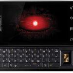 Motorola Droid alias Tao avec Android 2.0 Eclair : Prix, caractéristiques et date de sortie