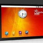La tablette tactile de Camangi Webstation arrive sous android