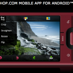 Adobe met à disposition l'application Photoshop Mobile pour Android