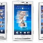 Sony Ericsson Xperia X10 est maintenant officiel