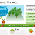 Après Android Market de Google, Appslib d'Archos, voila Camangi Market de Camangi