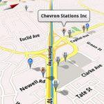 Google Navigation – Le logiciel de navigation GPS disponible sur Android Market