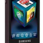 Vidéos de l'Interface Utilisateur du Samsung Behold 2