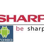 Sharp éléctronique arrive sur Android