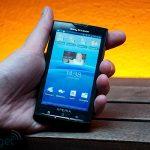 Prise en main du Sony Ericsson Xperia X10