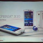 L'équipe de Sony Ericsson s'exprime sur le Xperia X10