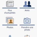 L'application Facebook pour Android mise à jour et traduite en français