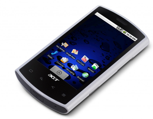 Acer Liquid | Android-France