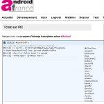 Google assure le service après-vente pour les développeurs sur IRC