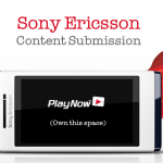 PlayNow – Sony Ericsson ouvre la soumission des applications Android