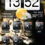 La grande saga entre HTC et Beautiful Widgets