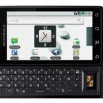 Motorola Milestone – Les détails sur l'avant première chez Rue du Commerce