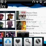 Mewbox la boutique en ligne musicale sur votre Android Phone