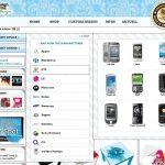Stickers personnalisés pour votre terminal Android