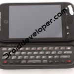 HTC Espresso – Le HTC Magic avec clavier en photos