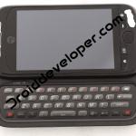 HTC Espresso – Le HTC Magic avec clavier en photos