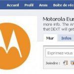 Motorola Milestone – La mise à jour vers Android 2.1 Eclair officialisée en Europe
