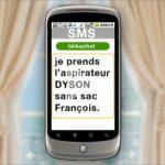 Nexus One – Le Google Phone dans les Guignols de l'INfo.