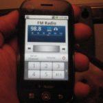 Motorola Dext – la fonction cachée récepteur FM