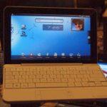 HP dévoile au CES 2010 le prototype d'un smartbook Android