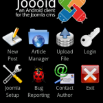 Joooid – Une application Android pour administrer Joomla