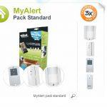 Gagner un pack de surveillance domotique avec Myxyty et android France