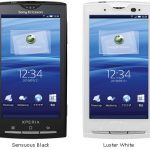 Sony Ericsson Xperia X10 – Lancement officiel en Avril pour le Japon