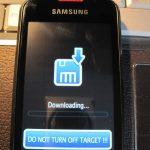 Samsung Spica – Fuite de la mise à jour en Android 2.1