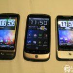 HTC Legend et HTC Desire – Prix et dates de sortie en France