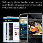 Mobile Roadie – Developper vos Applications Android et Iphone sur la même plateforme