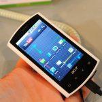 Acer Liquid E – Mise à jour Android 2.2 Froyo pour octobre