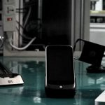 Nexus One – Le support voiture en photo