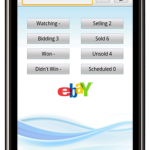 Ebay – L'application officielle disponible pour Android