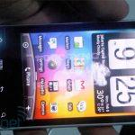 HTC Legend – Photos volées