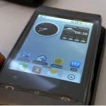 LG GT540 – Prise en main en vidéo