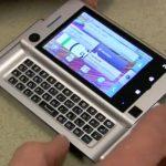 Motorola Devour – Nouvelle vidéo